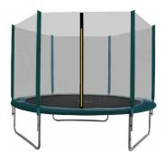Aga SPORT TOP Trambulin 180 cm Dark Green + védőháló