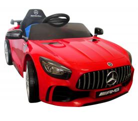 R-Sport Elektrické autíčko Mercedes GTR Červené