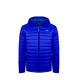 Versace 19.69 Kapucnis férfi kabát C74 Blue Royal