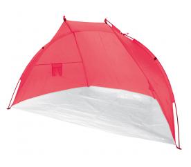 Linder Exclusiv Namiot/muszla plażowa ze stelażem Red