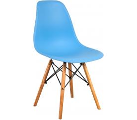 Aga Jedálenská stolička Blue