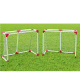 Aga Hokejový set 2 STREET HOCKEY GOALS JC-121A2 108x88x54 cm