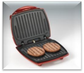 Ariete Výrobník hamburgerů, 185 - Ariete