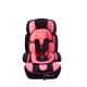 Baby Coo autosedačka PRINCE Black Pink