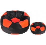 Aga ülőhely BALL Szín: fekete - narancssárga