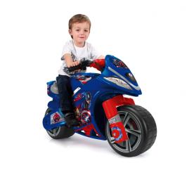 Injusa Elektrická motorka WIND AVENGERS 6V