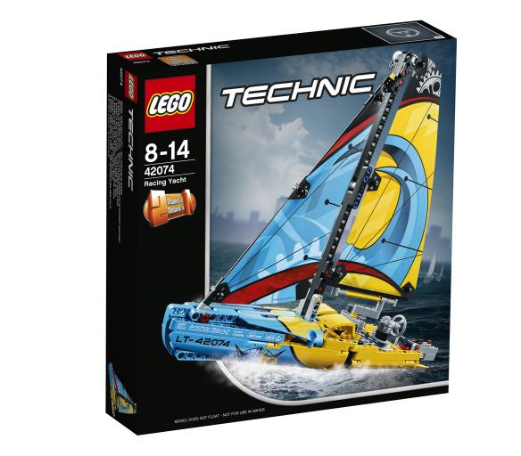 Lego Technic Závodní jachta
