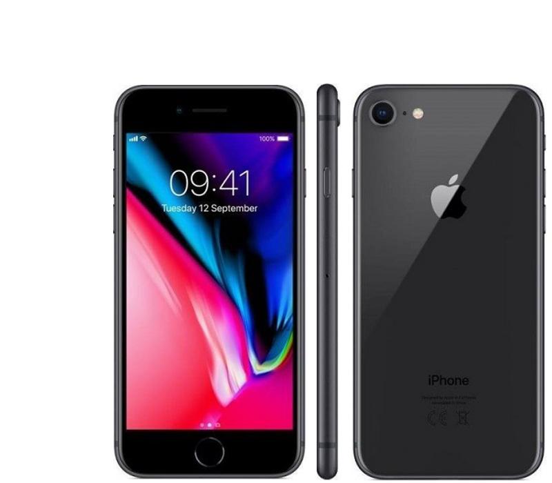 Apple iPhone 8 64GB Grey Kategorie: A
