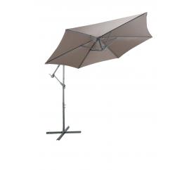 Linder Exclusiv Zahradní slunečník konzolový MC2058 300 cm Taupe