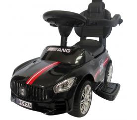 R-Sport Odrážedlo s vodící tyčí J7 Black