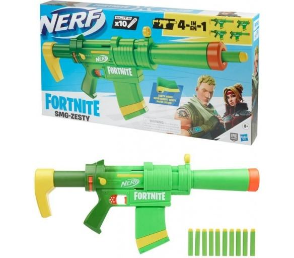 Nerf Fortnite SMG - Zesty