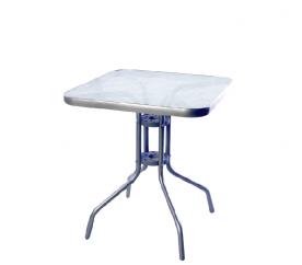 Linder Exclusiv Záhradný stôl BISTRO MC33081 60x60x70 cm