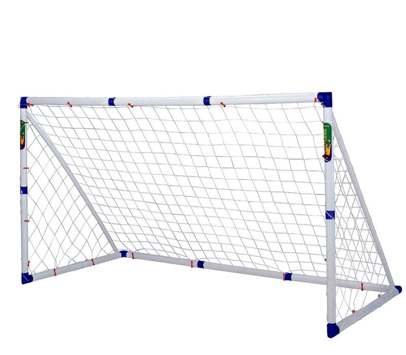 Aga Fotbalová branka SUPER SOCCER GOAL JC-250A 244x130x96 cm