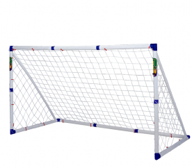 Aga Bramka piłkarska SUPER SOCCER GOAL JC-250A 244x130x96 cm