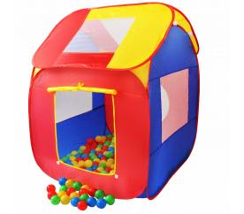 Kiduku Gyerek játszóház labdákkal
