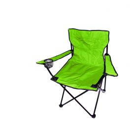 Linder Exclusiv ANGLER PO2470 Lime Green kemping szék