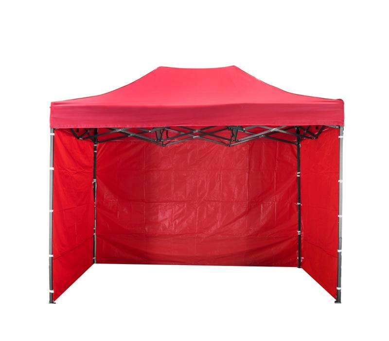 Aga Prodejní stánek 3S POP UP 2x3 m Red