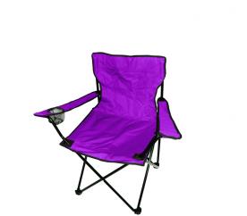 Linder Exclusiv ANGLER PO2467 Lila Kemping szék