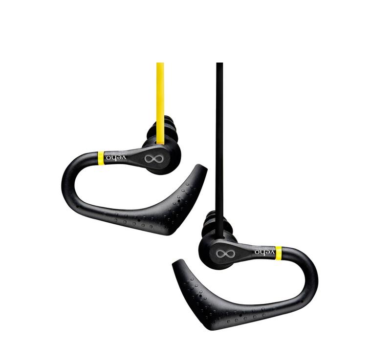 Veho Sluchátka VEP-005-ZS2 Yellow Black
