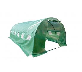 Aga Tunel foliowy ogrodowy 8x3x2m 24mm - szklarnia ogrodowa