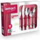LT5006 SET PŘÍBORŮ 48KS CARMEN XL 42001831 LAMART - Lamart