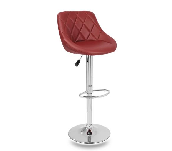 Aga Barová židle Burgundy