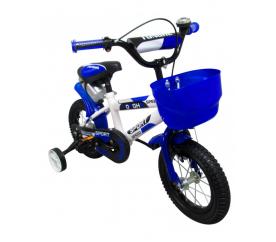 """R-Sport Dětské kolo P4 12"""" Modré"""