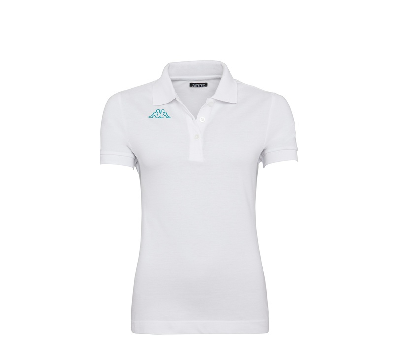 Kappa Polo LIFE White