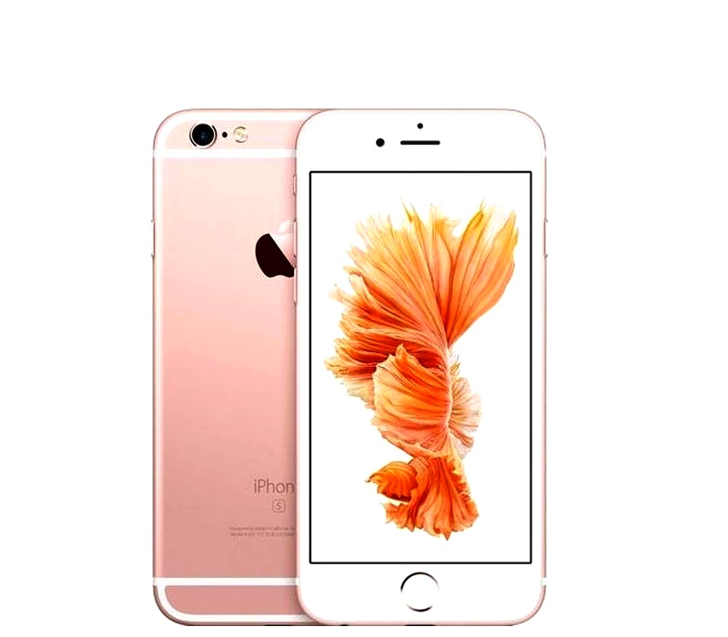 Apple iPhone 6S 16GB Rose Kategorie: A