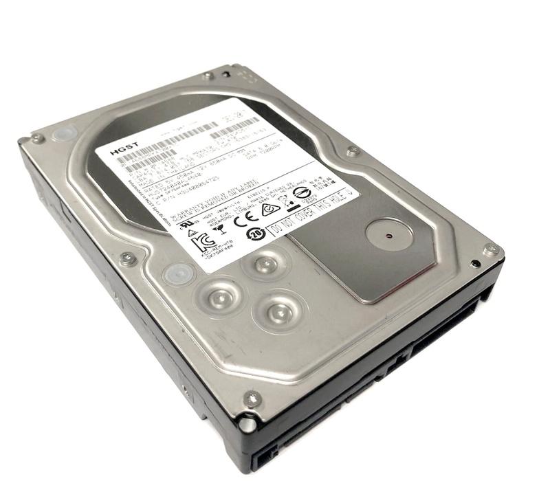 Hitachi Ultrastar Pevný disk 7K4000 HUS724040ALA640 4TB 64MB
