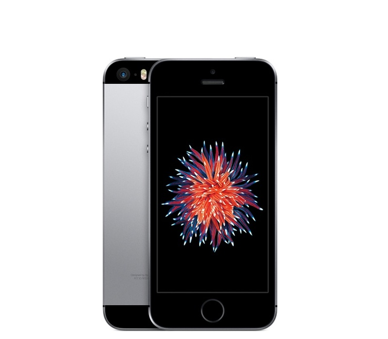 Apple iPhone SE 64GB Grey Kategorie: A