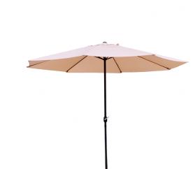 AGA CLASSIC 400 cm Beige napernyő