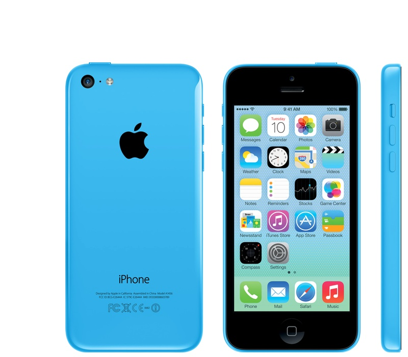 Apple iPhone 5C 16GB Blue Kategórie: A