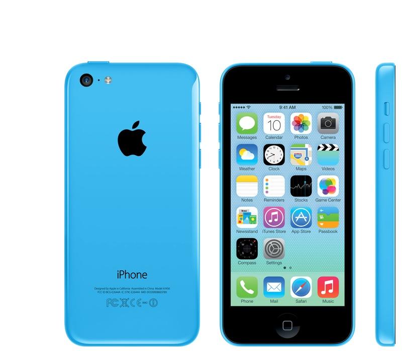Apple iPhone 5C 16GB Blue Kategorie: A