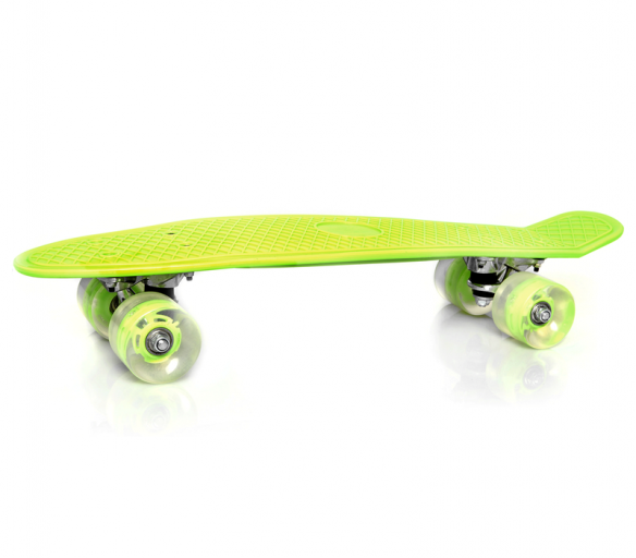Aga Skateboard RETRO 7414 Green