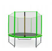 Aga SPORT PRO Trampolína 275 cm Light Green + ochranná síť