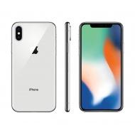 Apple iPhone X 64GB Silver Kategoria: A