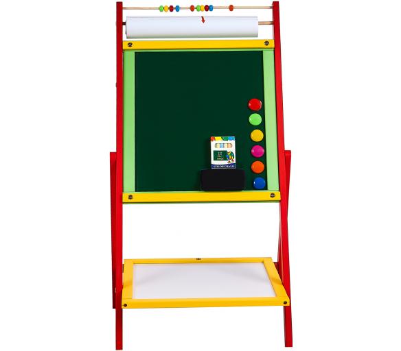 Aga4Kids Detská tabuľa COLORS MRDB02