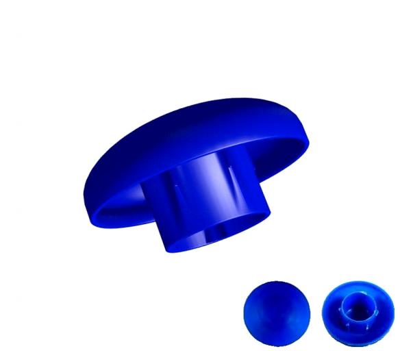 Aga Klobouček UNIVERSAL na vnější Blue