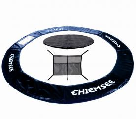Chiemsee Chránič pružin + Plachta + Vrecko na obuv 500 cm Black