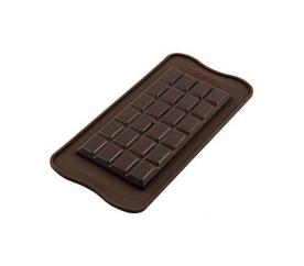 Silikonová forma na čokoládu – čoko tabulka - Silikomart - Silikomart