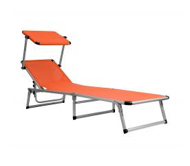 Aga GARDEN KING MC372310O Orange napozóágy