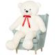 Aga4Kids Plyšový medvěd 170 cm Bueno White