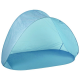 Linder Exclusiv Samorozkládací plážový stan Blue