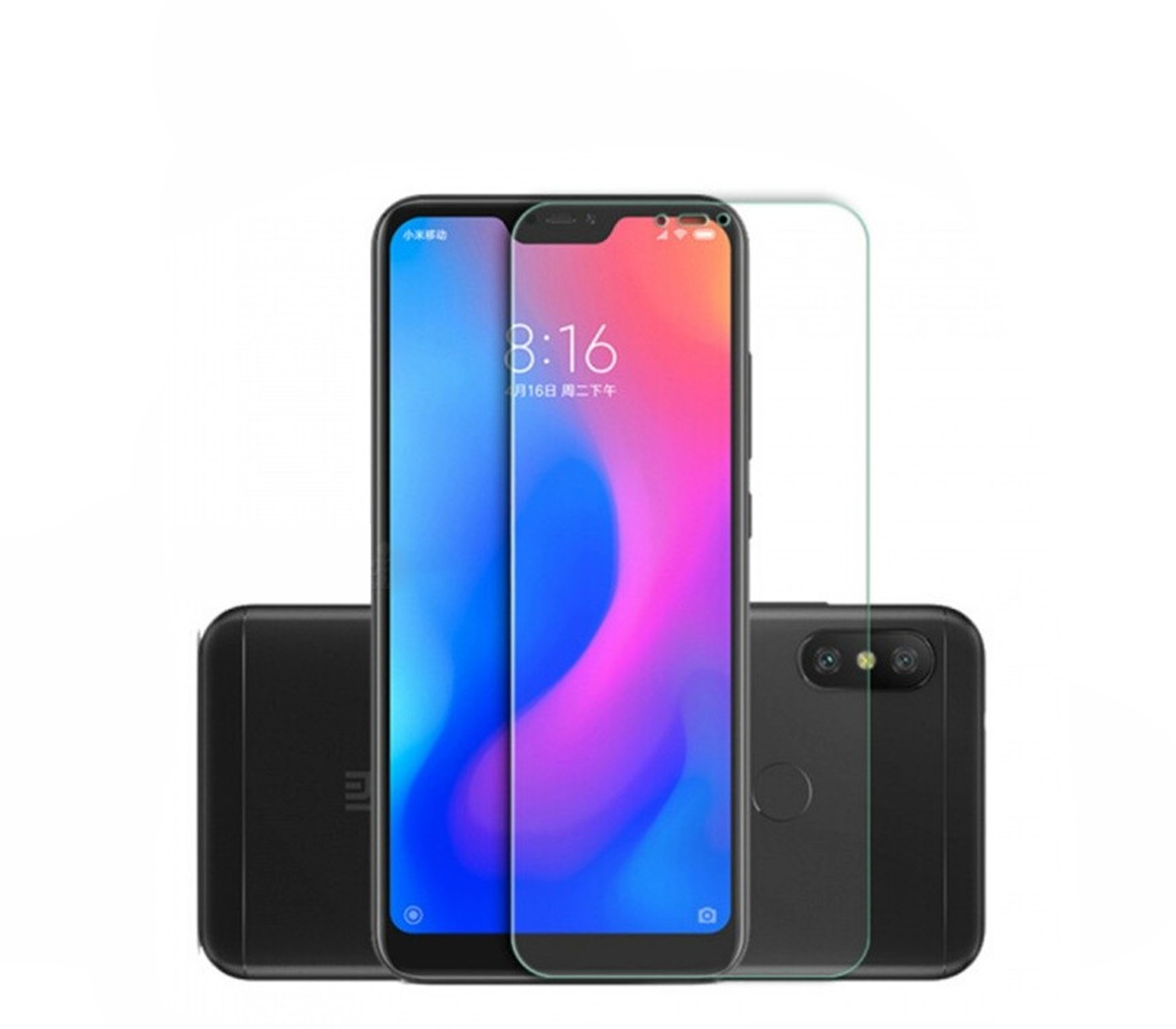 Aga Tvrzené sklo pro Xiaomi Mi A2 Lite