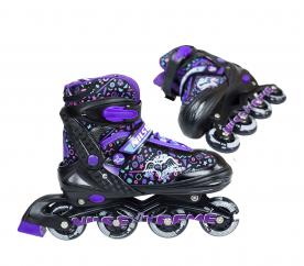 Nils Extreme Detské kolieskové korčule NJ4613A