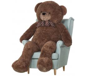 Aga4Kids Plyšový medvěd 170 cm Bueno Brown