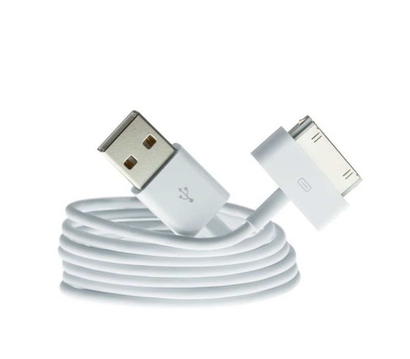 Aga USB kabel Lightning 1m