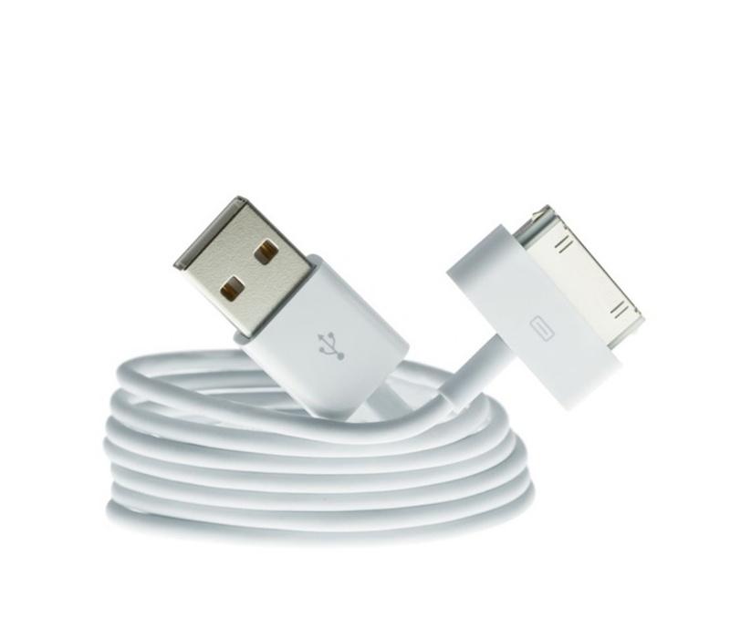 Aga USB kabel Lightning 1m