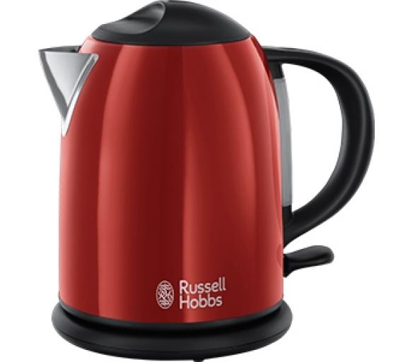Russell Hobbs Colours rýchlovarná kanvica flame red 20191-70 - Russell Hobbs